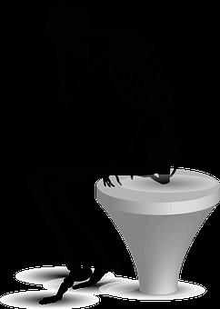 silhouette 5584120  340 - Professional Depression Test Online