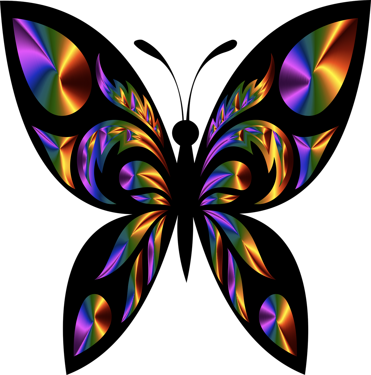 butterfly icon free vector graphic on pixabay https creativecommons org licenses publicdomain
