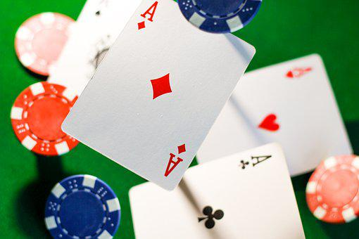 Poker, Card, Game, Ace, Casino, Gambling