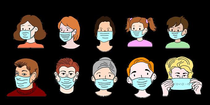 Face Mask, Mask, Coronavirus