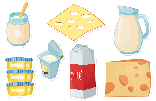 Dairy, Products, Food, Diet, Cheese