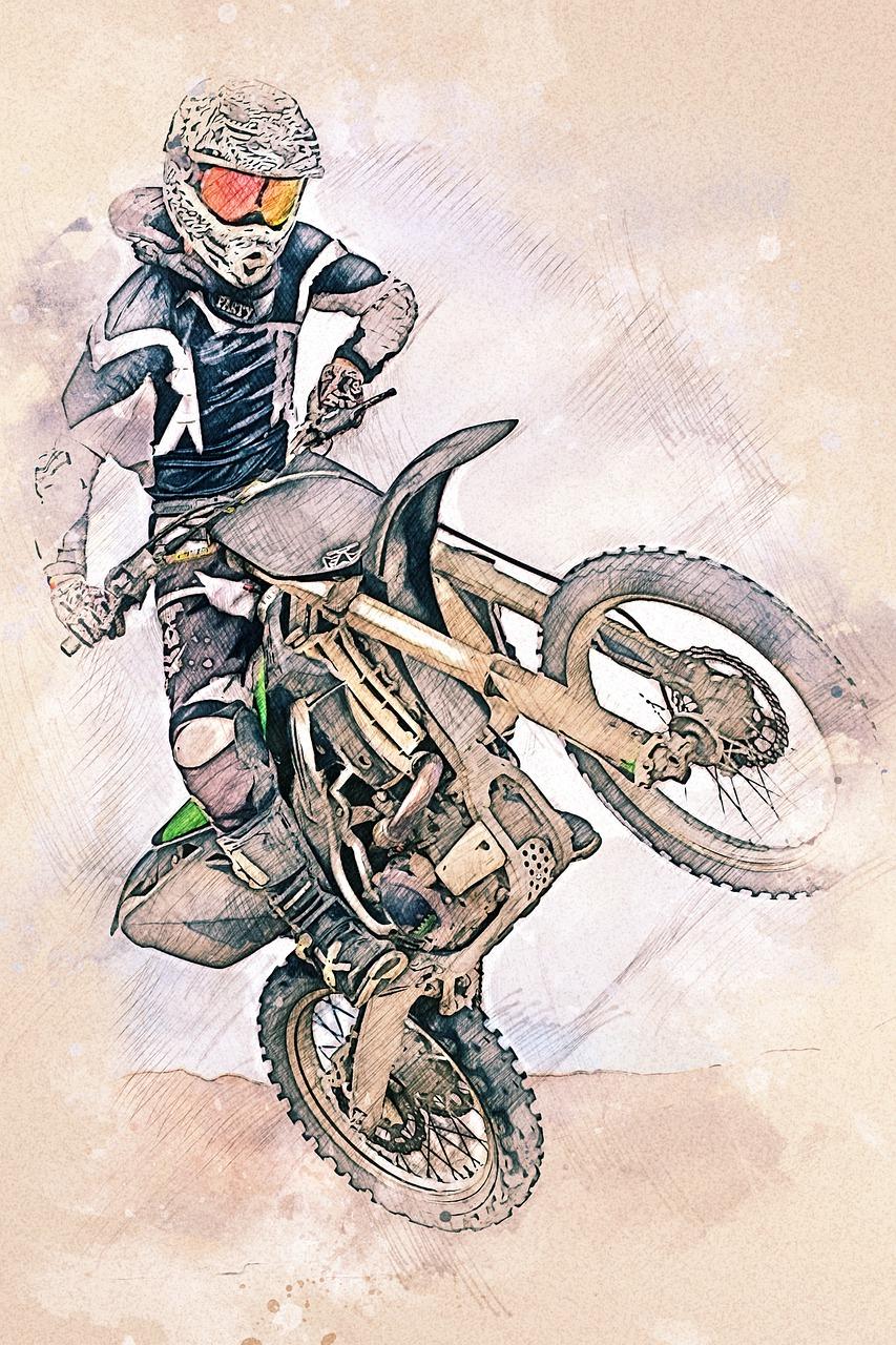 Dirt Bike Motocross Freestyle Free Image On Pixabay