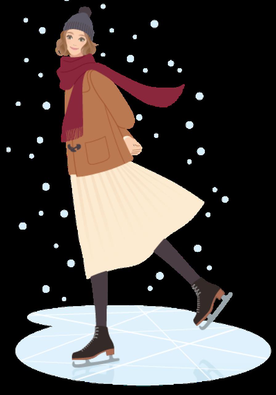 Vrouw Avatar Schaatsen Gratis Afbeelding Op Pixabay