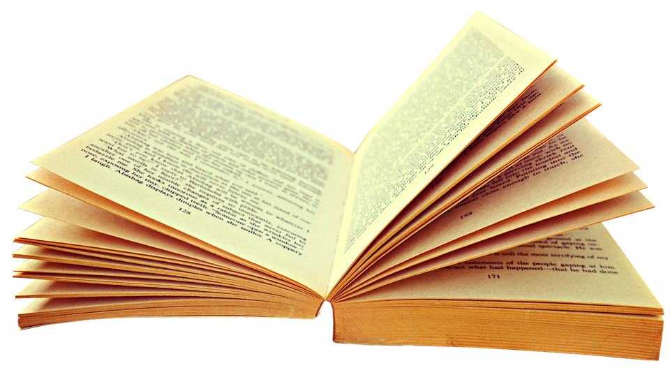 Book Open Pages - Free image on Pixabay