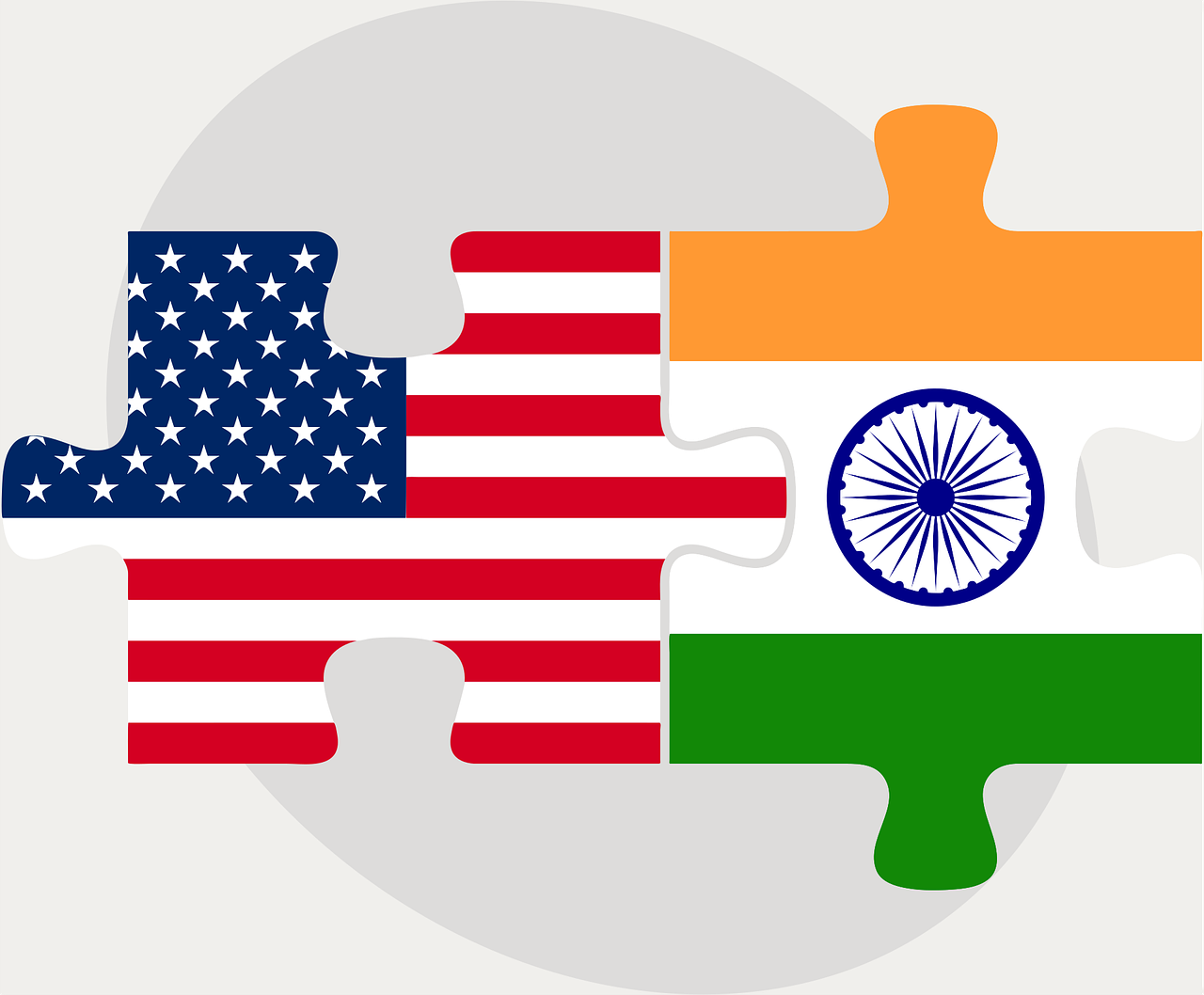 Flags India United States - Free vector graphic on Pixabay