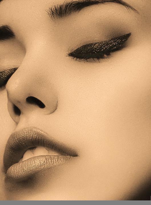 Doe Wat, Vrouw, Schoonheid, Close-Up, Make-Up, Nice