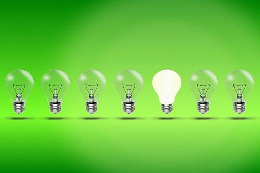 Light Bulbs, Light, Bulbs, Idea, Energy