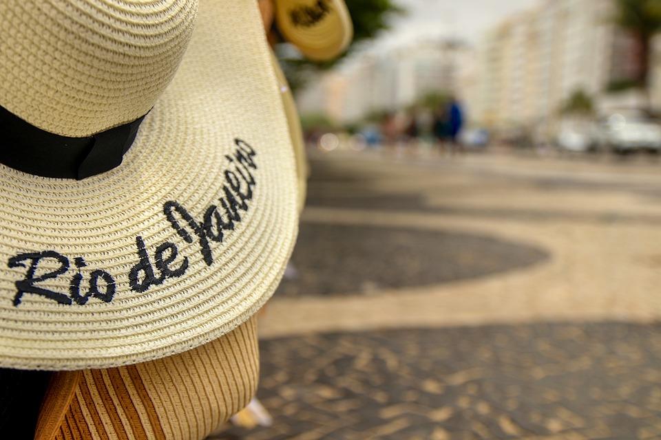 Hat, Souvenir, Tourism, Vacation, Street
