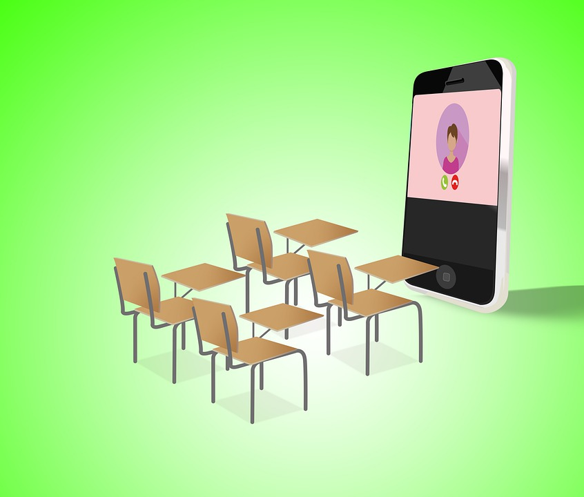 E-Learning, Online Meeting, Video Conference, Webinar
