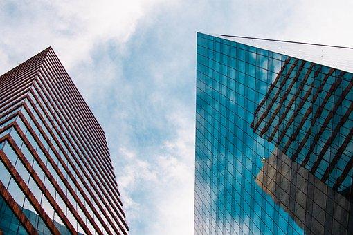 Bâtiments, Gratte Ciels, L'Architecture