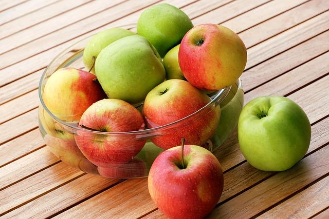 Apple Bowl Fresh - Free photo on Pixabay