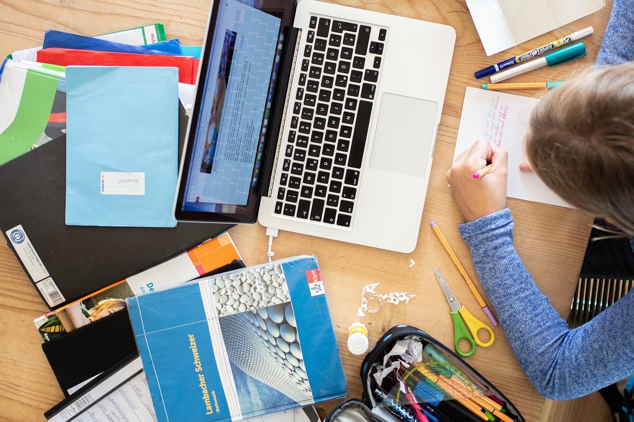 Homeschooling Homework School - Free photo on Pixabay