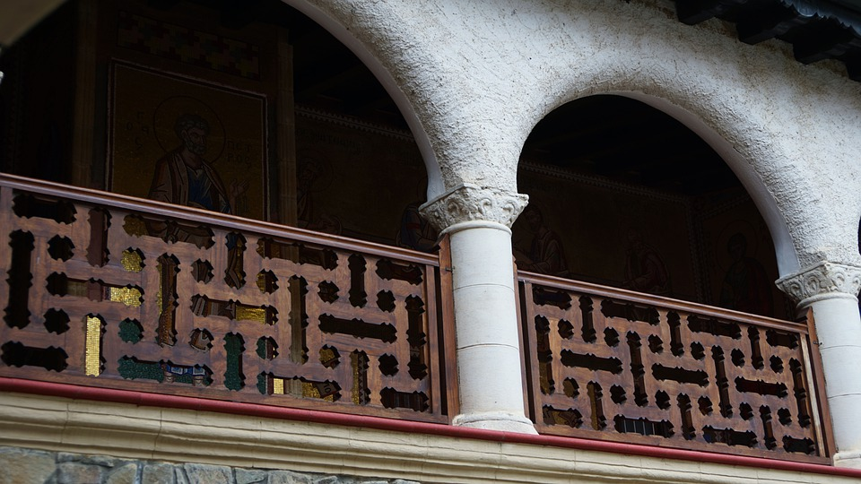 Cyprus, Monastery, Architecture, Religion, Orthodox
