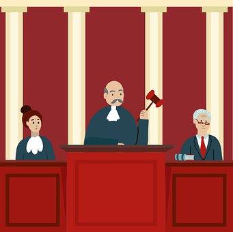 Court, Judge, Gavel, Supreme, Fair