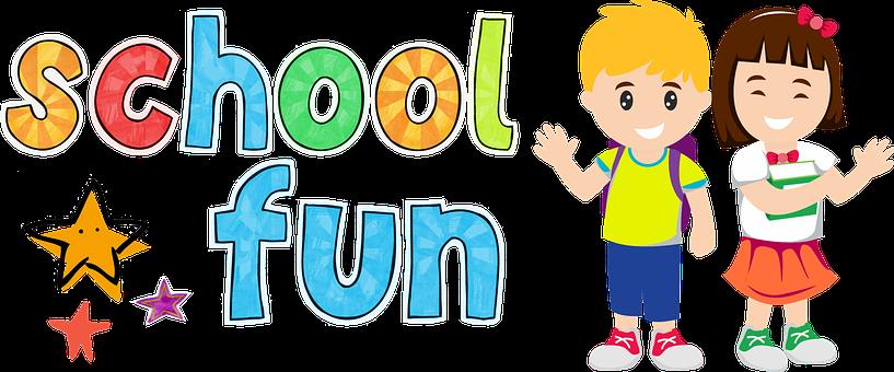 Kids, Children, School, Fun, Boy, Girl
