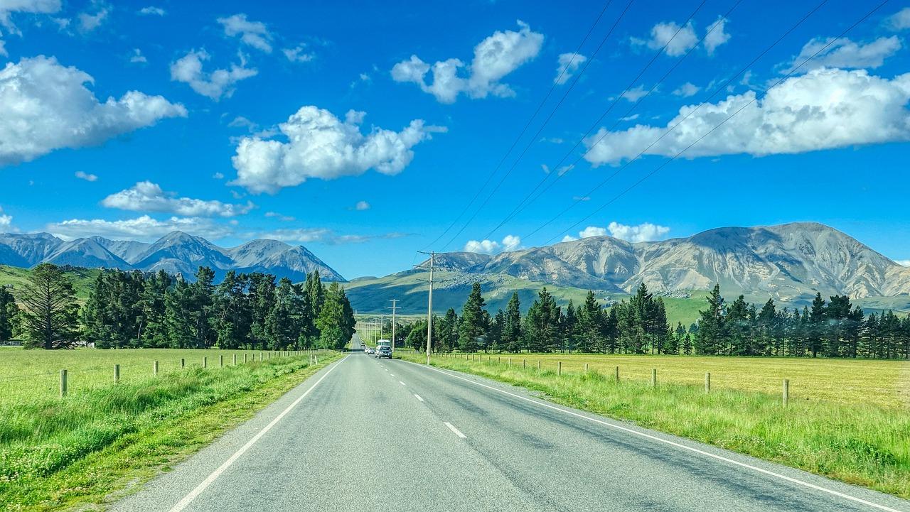 Castle Hill New Zealand Road - Free photo on Pixabay