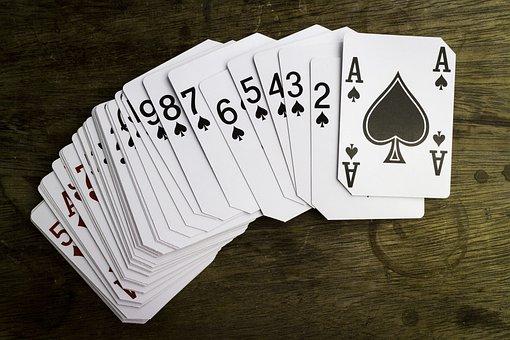Cards, Casino, Gamble, Ace