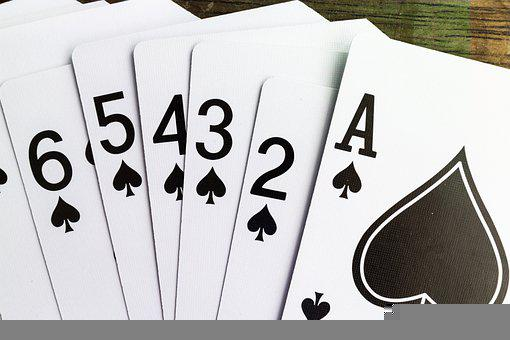 Cards, Spades, Play, Playing Cards, Bet