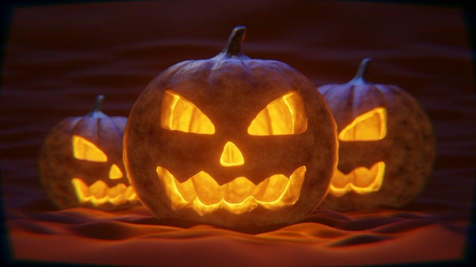 Jack-O'-Lanterns, Pumpkins, Halloween, Halloween Icon