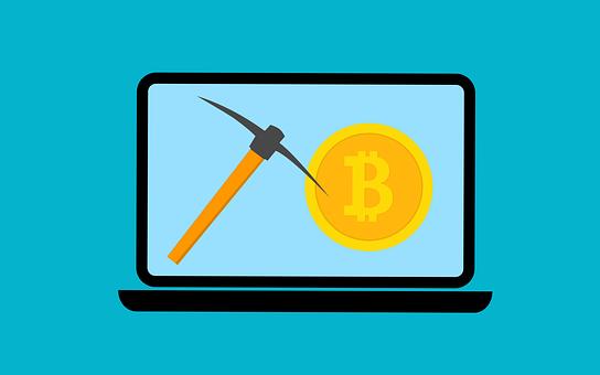 暗号通貨、ビットコイン、鉱業、