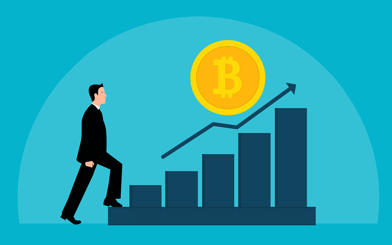 Bitcoin Investment Business - Free vector graphic on Pixabay