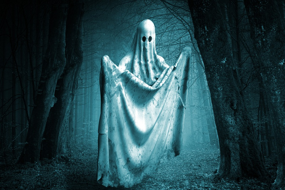 forest spirit turn into a night walker