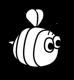 30 Free Drawing Bee Bee Illustrations Pixabay