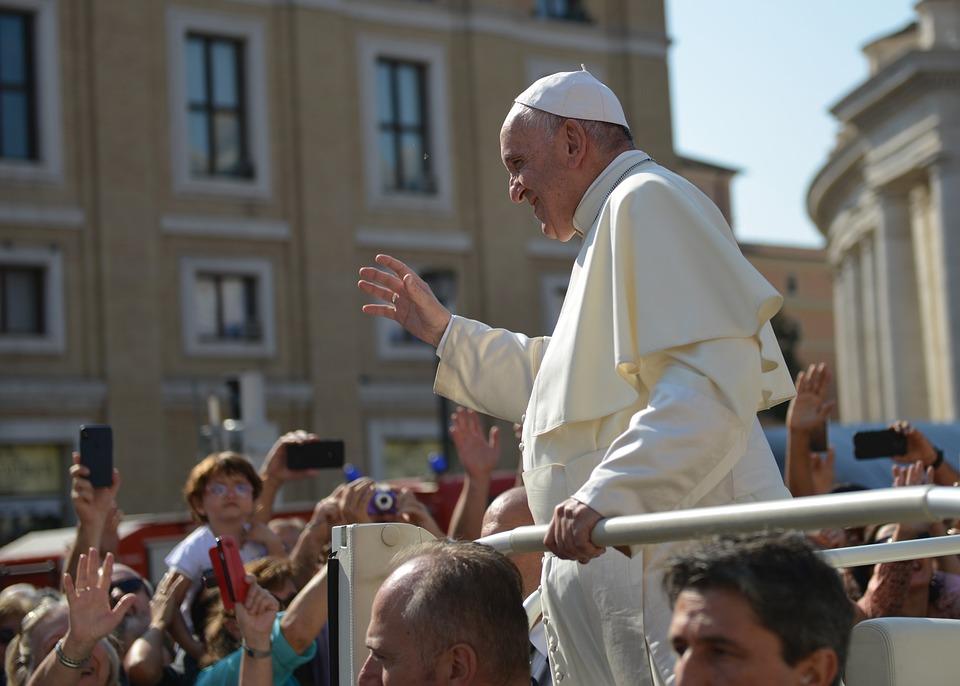 Pápež, Rím, Vatikán, Taliansko, St Peter Je Bazilika