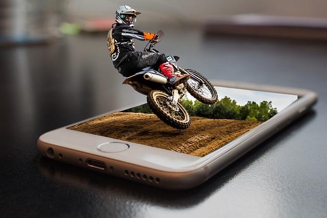 Bike Motocross Extreme Sport