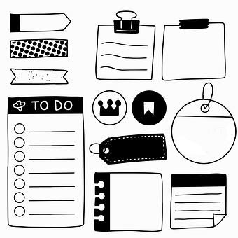 Memo, Paper, Notepad, Note, To-Do List