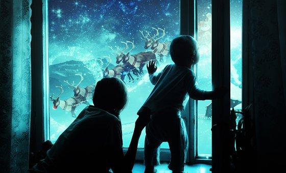 The Santa Claus story