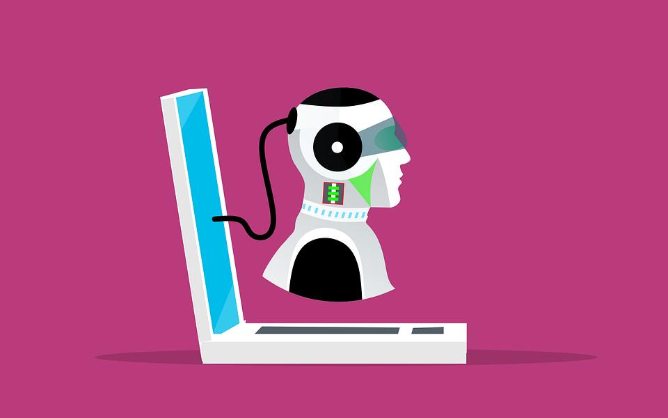 learning machine illustration