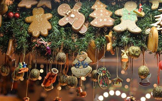 Christmas, Decorations, Ornaments