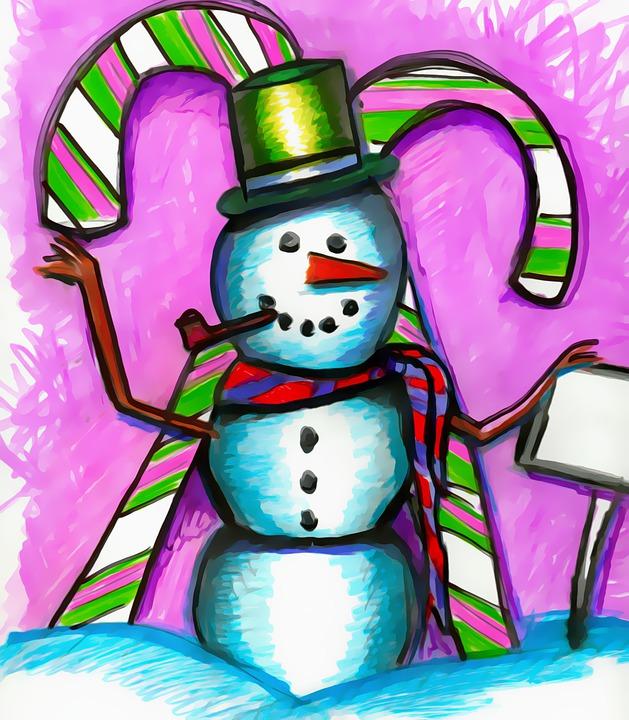 Muneco De Nieve Navidad Invierno Imagen Gratis En Pixabay Si lo realizas con la mano, dibuja movimientos circulares , siempre en sentido ascendente, para dar entre sus ingredientes se encuentran las vitaminas a, c y e , el extracto de zanahoria y la manteca. muneco de nieve navidad invierno