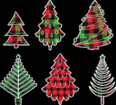 Christmas Trees, Ornaments, Advent