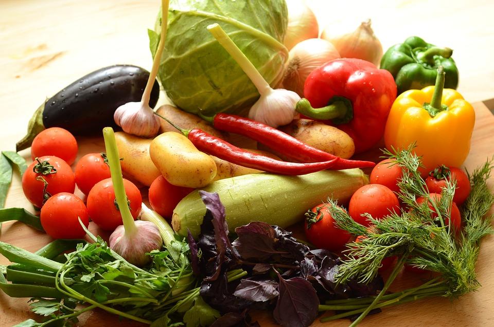 蔬菜, 肉, 配料, 食物, 准备食材, 生产, 收成, 有机的, 新鲜的, 新鲜蔬菜, 新鲜农产品, 生肉