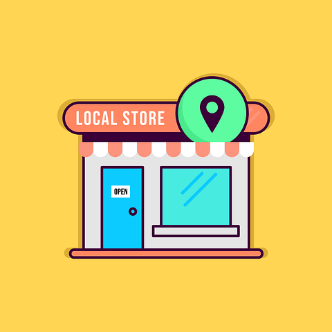 Local Store, Store, Local, Retail, Shop