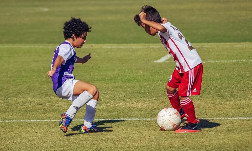 Маленькие Мальчики, Футбол, Шар, Игроки, Футболисты