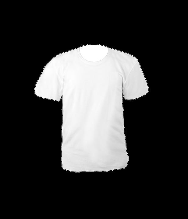 T Shirt Putih Maket Gambar Gratis Di Pixabay