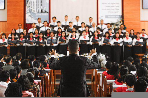 Conductor, Choir, Chorale, Choir Master
