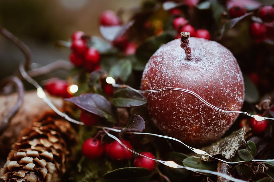 Advent, Julehilsen, Juledekoration, Juleaften, Julen