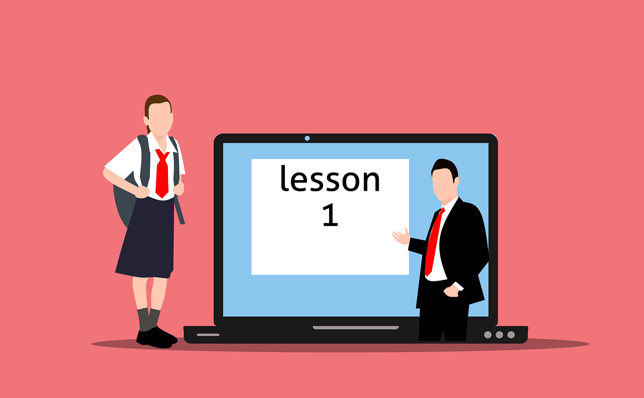 Online School Education - Free vector graphic on Pixabay