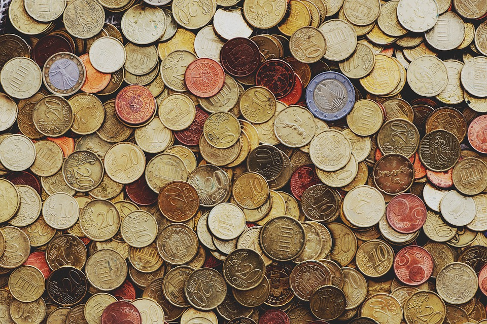 Coins, Money, Euro, Finance, Currency, Economy, Payment