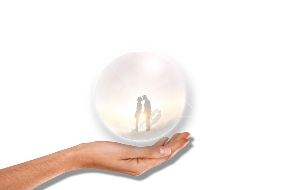 一般社団法人アインの評判は?|占い師の集客|水晶玉の画像|一般社団法人アインの集客マーケティングブログ