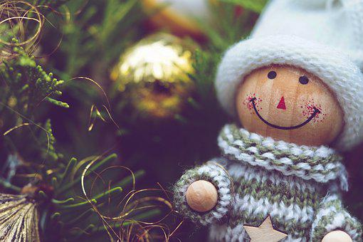 Doll, Advent, Christmas Decoration