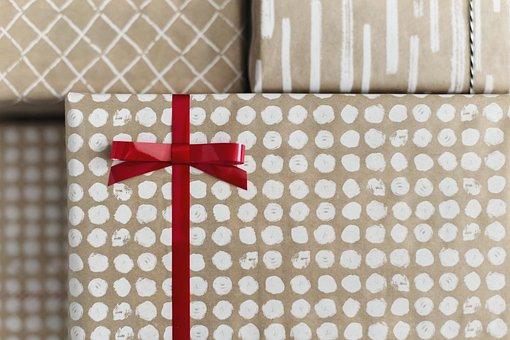 Christmas, Presents, Gifts, Holiday
