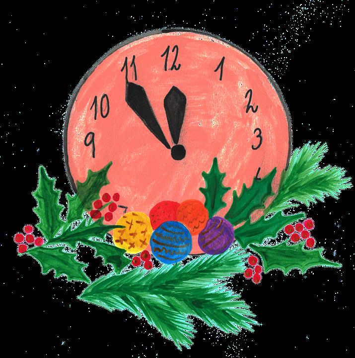 Nuovo Giorno Anno, Capodanno, Natale, Vacanza