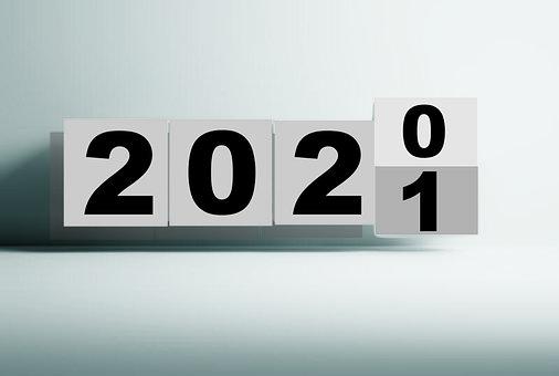 End New Year Calendar, Celebrate