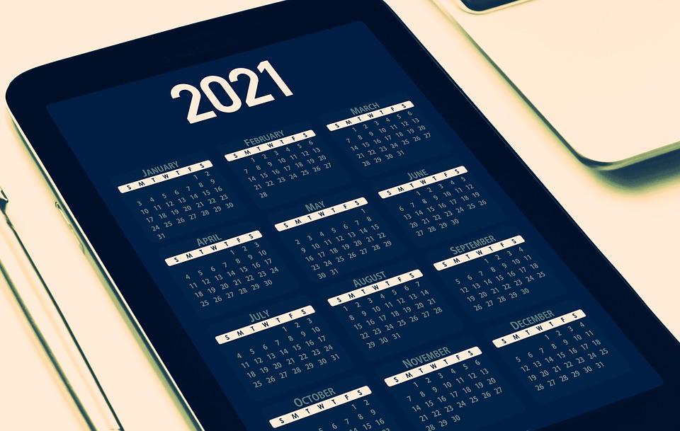 Kalender, Agenda, Jadwal, Rencana, Tahun, Tanggal