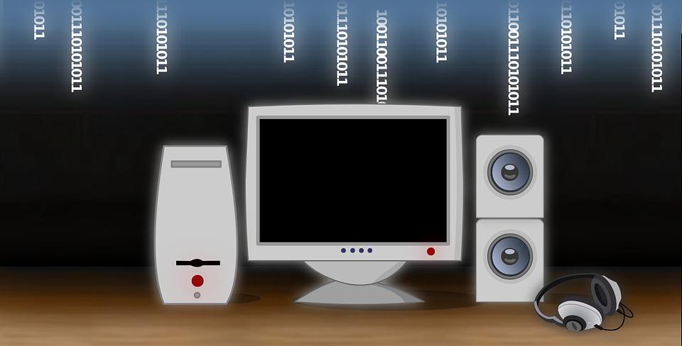 Computer, Pc, Matrix, Technology, Code, Data, Coding